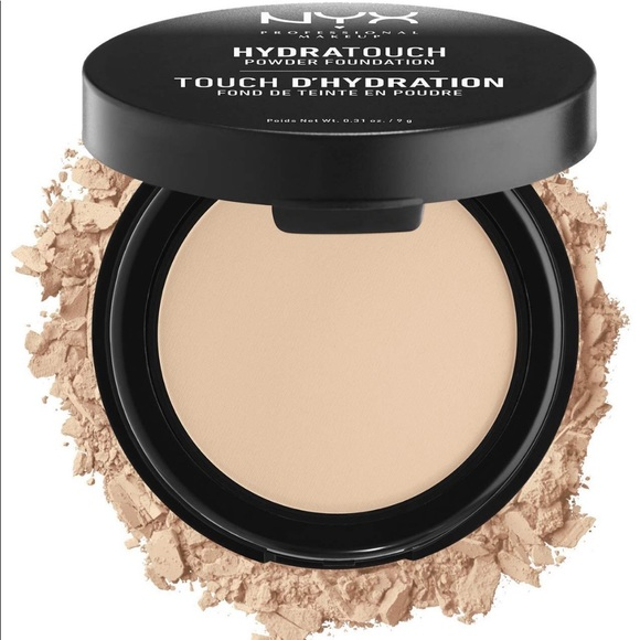 NYX Other - NEW NYX Hydra Touch Powder Foundation in Ivory